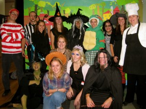 Halloween Staff photo